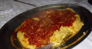 Polenta. Autore Alessio Sbarbaro. Licensed under the Creative Commons Attribution