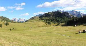 Prato Piazza - Plätzwiese, Val Pusteria, Trentino-Alto Adige, Italia. Autore e Copyright Marco Ramerini