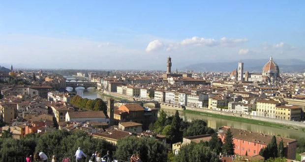 Firenze. Autore e Copyright Marco Ramerini