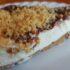 Cheesecake al mascarpone e Nutella. Autore e Copyright Marco Ramerini