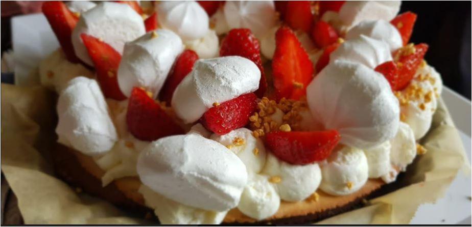 Cream Tart Bimby